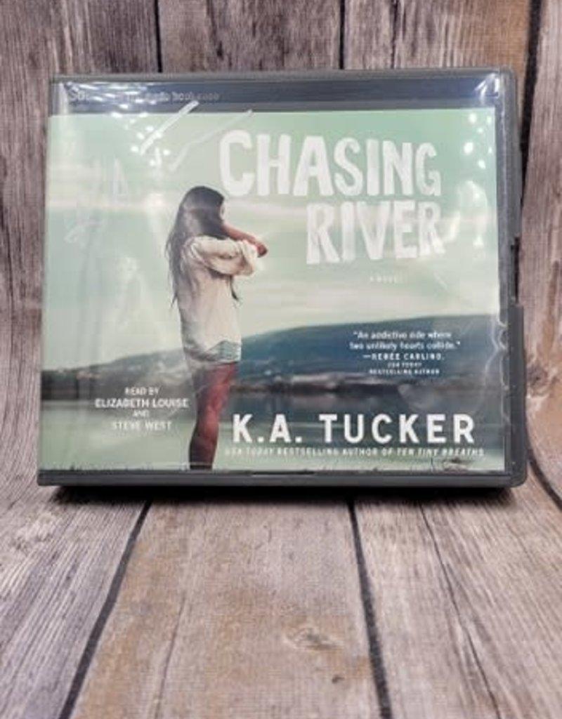 Chasing River, #3 by KA Tucker - Audio Book