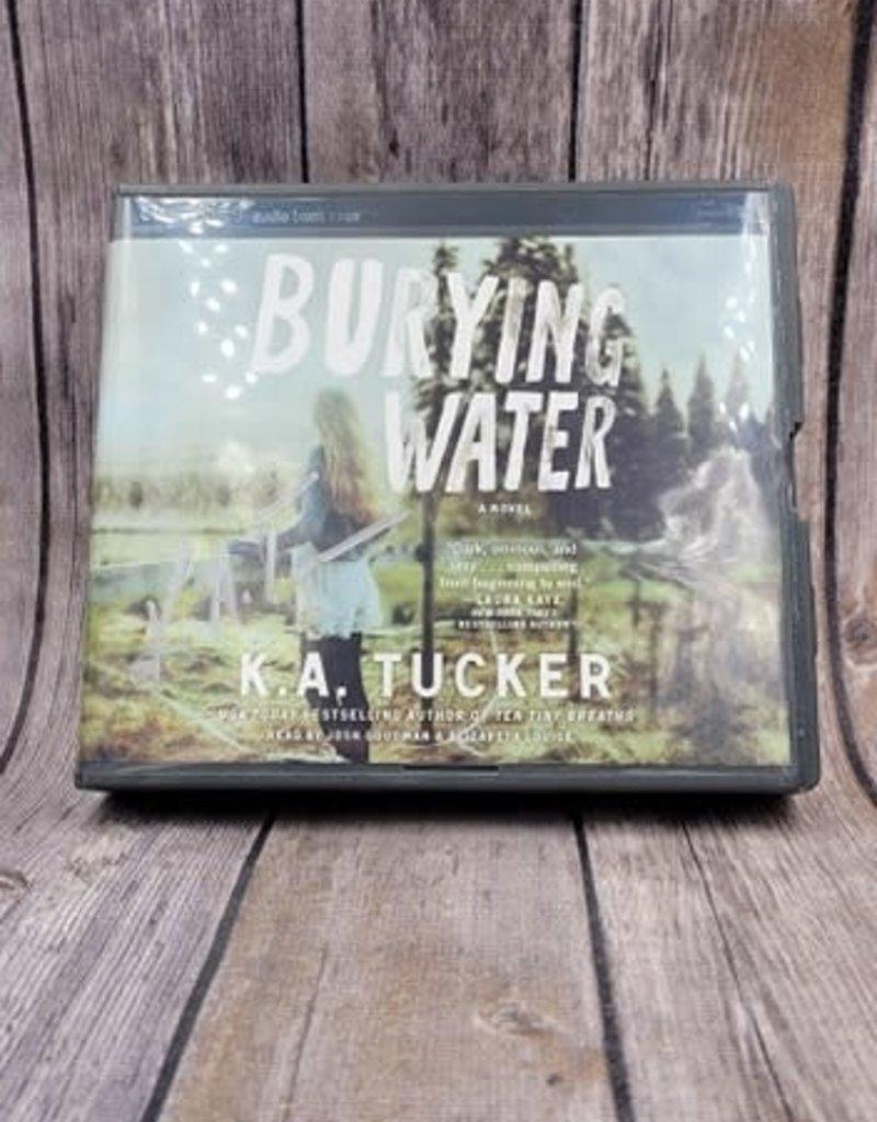 Burying Water, #1 by KA Tucker - Audio Book