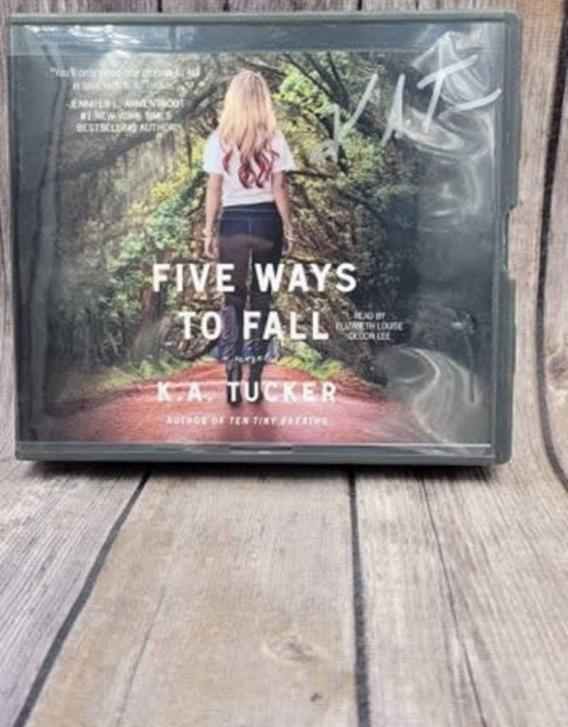 Five Ways to Fall, #4 by KA Tucker - Audio Book