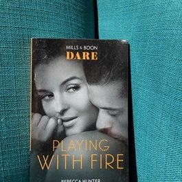 Playing with Fire, #2 by Rebecca Hunter (Mass Market)