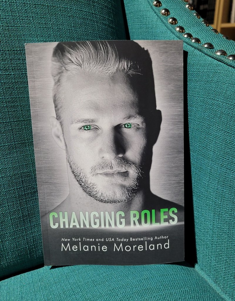 Changing Roles by Melanie Moreland - Bookplate