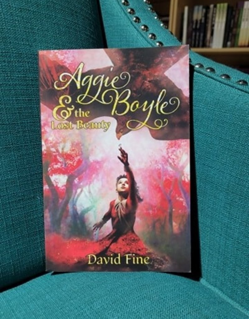 Aggie Boyle & The Lost Beauty by David Fine