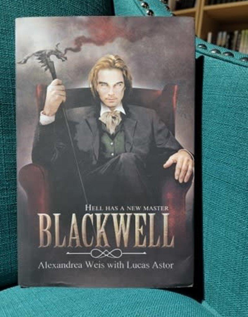 Blackwell, #1 (Hardback) by Alexandrea Weis - Unsigned