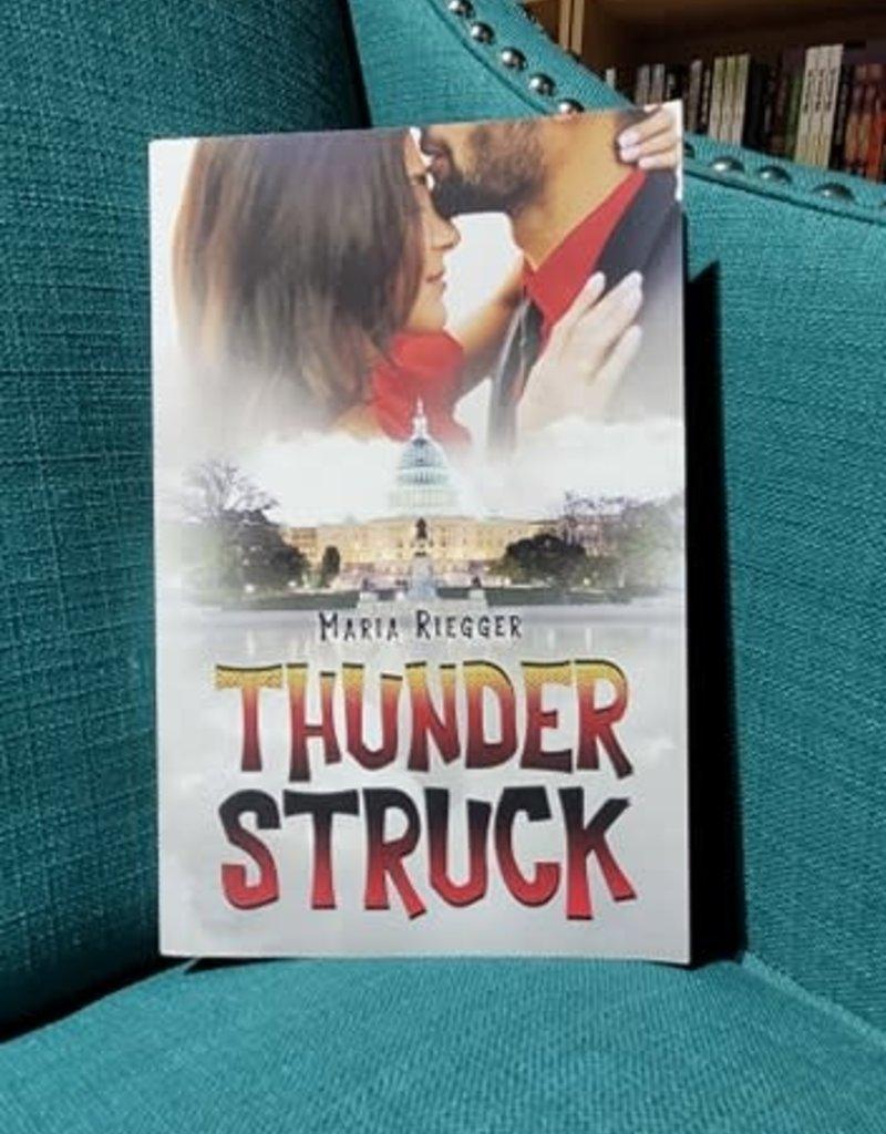 Thunder Struck by Maria Riegger