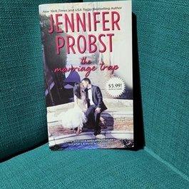 The Marriage Trap by Jennifer Probst (Mass Market)