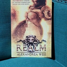 Realm by Alexandrea Weis - Unsigned