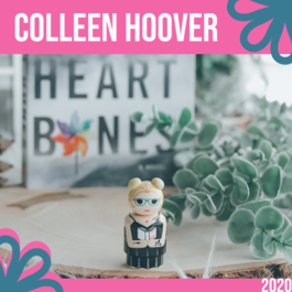 Colleen Hoover 2020 PinMate