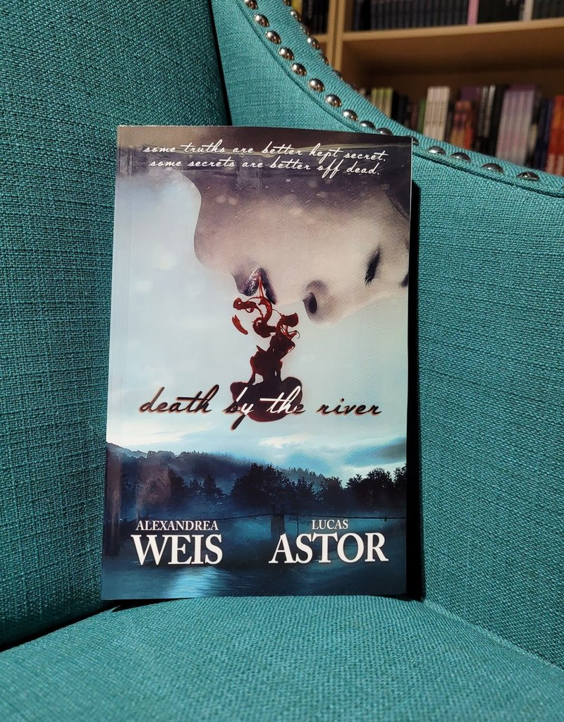 Death by the River by Alexandrea Weis & Lucas Astor - Bookplate
