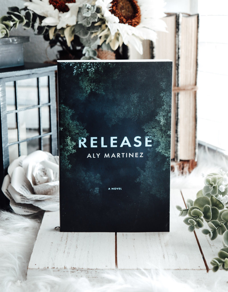 Release by Aly Martinez (Exclusive Cover)