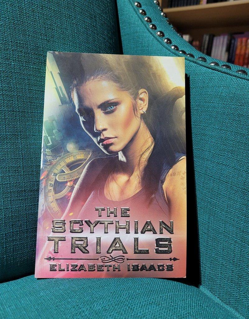 The Scythian Trials by Elizabeth Isaacs - Unsigned