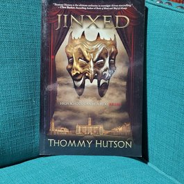 Jinxed by Thommy Hutson - Unsigned