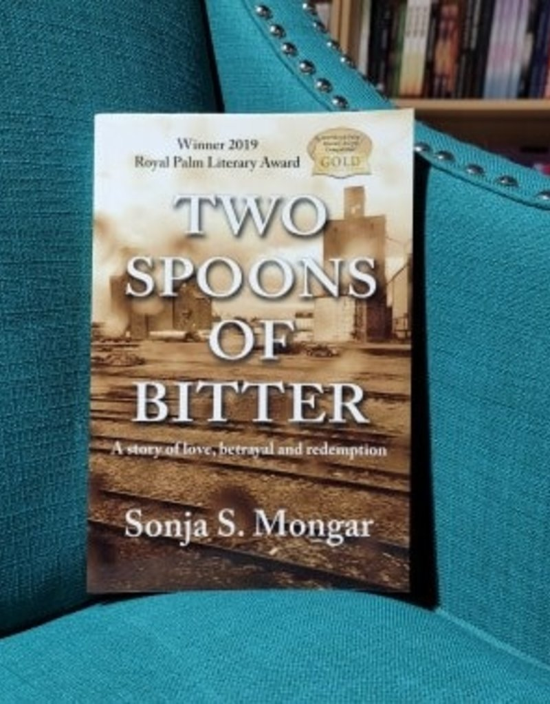 Two Spoons of Bitter by Sonja S Mongar