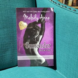 Surrender, #1 by Melody Anne - Scratch & Dent