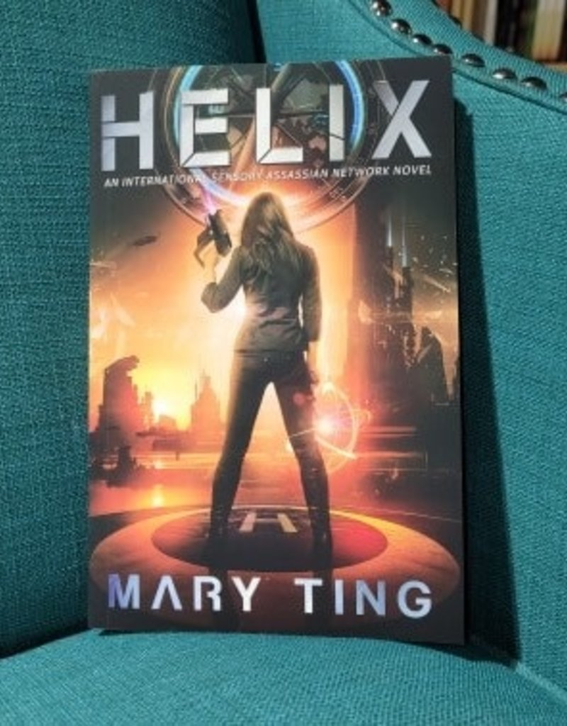 Helix, #2 by Mary Ting - Bookplate