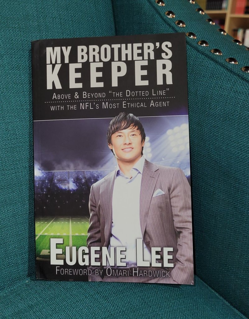 My Brother's Keeper by Eugene Lee - Unsigned