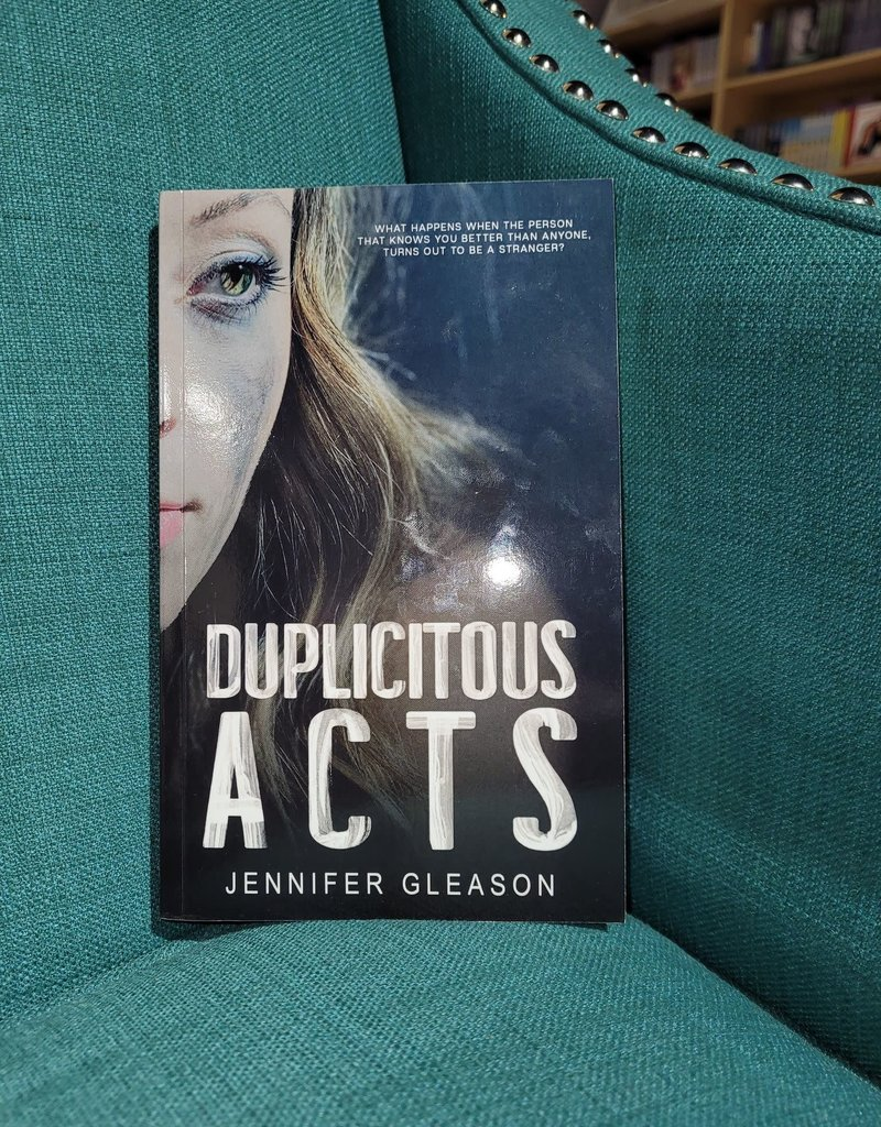 Duplicitous Acts by Jennifer Gleason