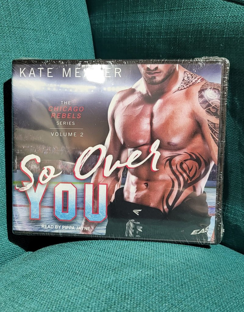 So Over You by Kate Meader - Unsigned Audio book