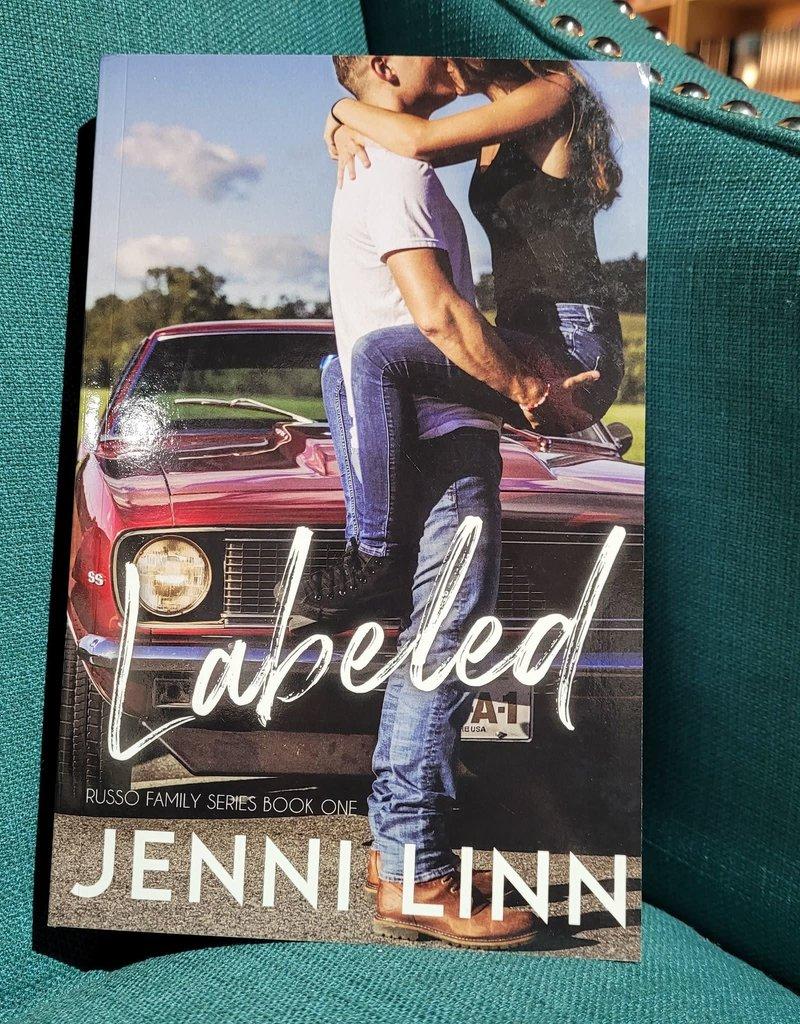 Labled by Jenni Linn