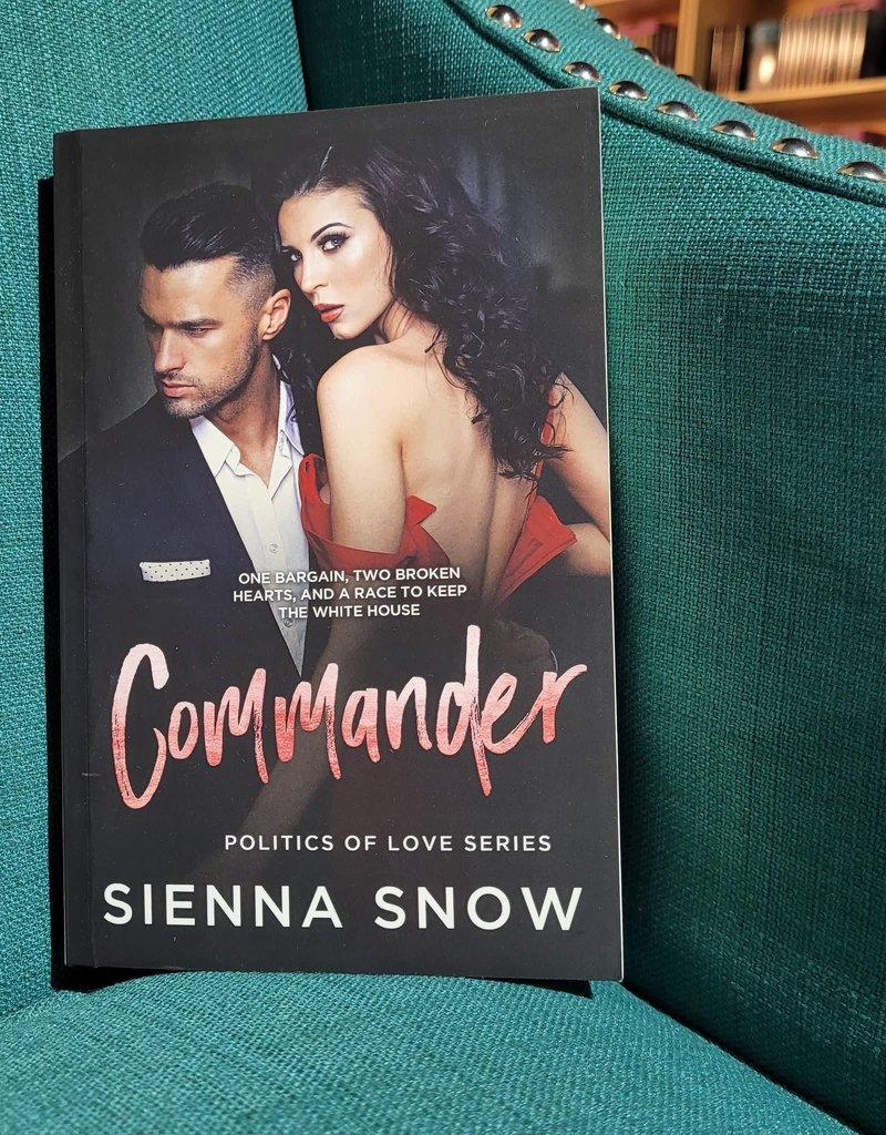 Commander, #3 by Sienna Snow