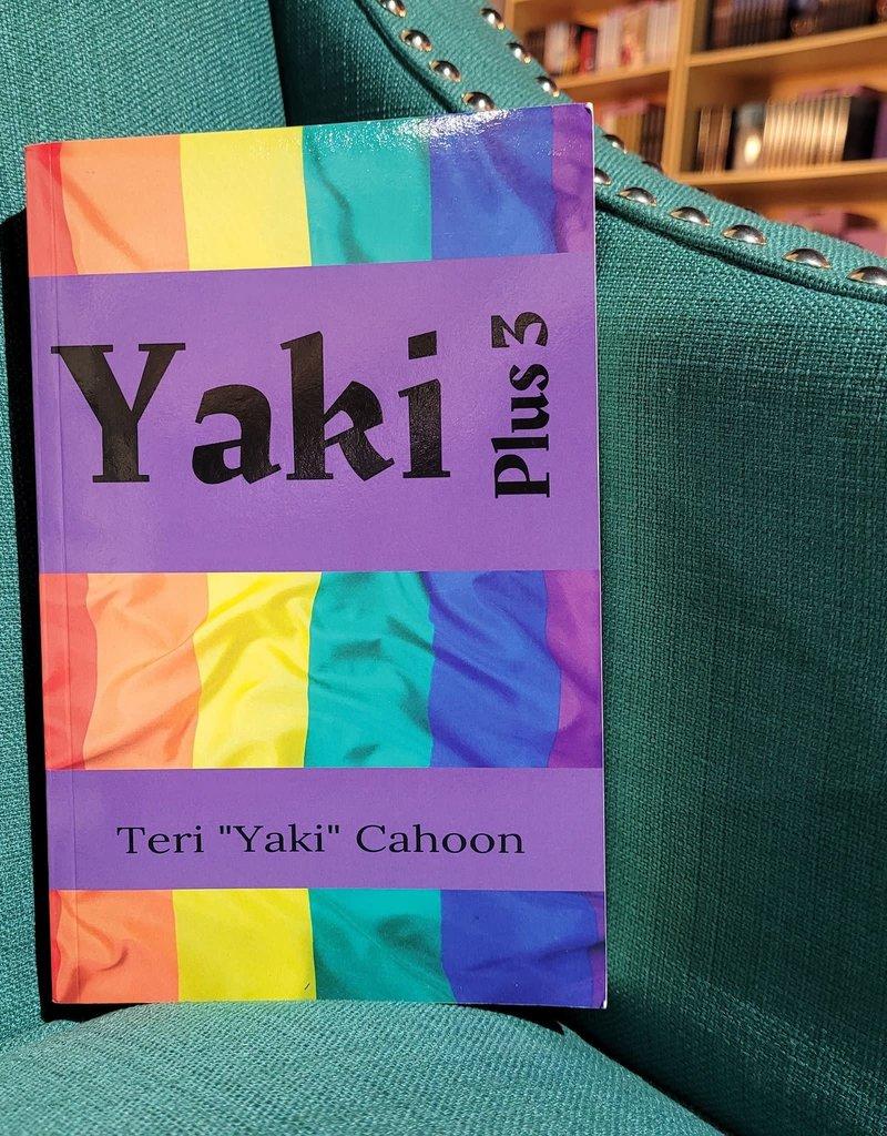 "Yaki Plus 3: An American Account of a Birthing Lesbian by Teri ""Yaki"" Cahoon"