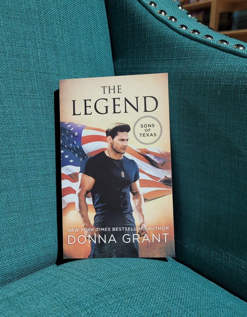 The Legend, #3 by Donna Grant - Mass Market