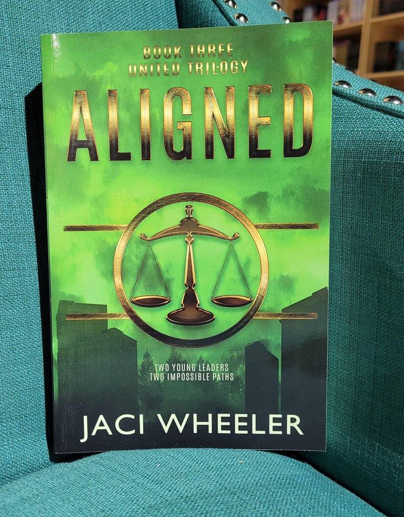 Aligned, #3 by Jaci Wheeler