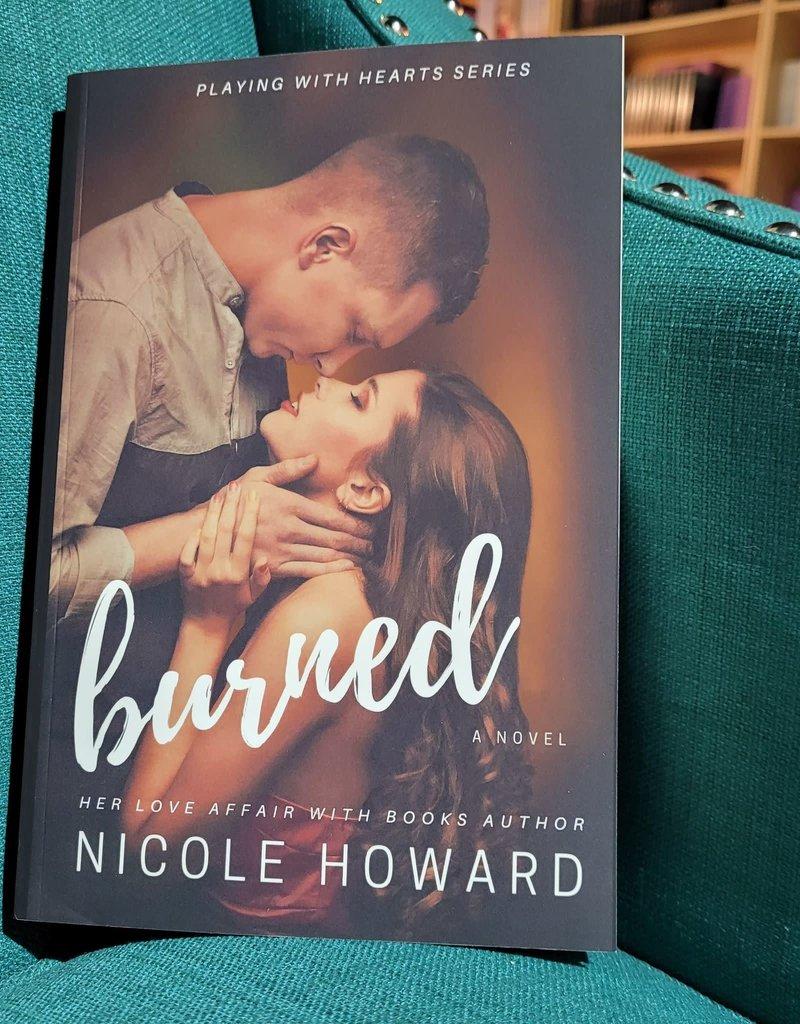 Burned, #2 by Nicole Howard