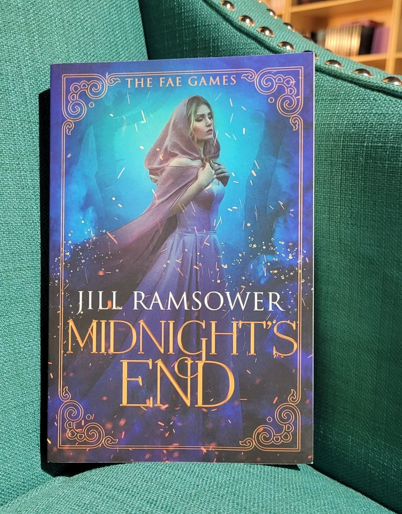 Midnight's End, #5 by Jill Ramsower