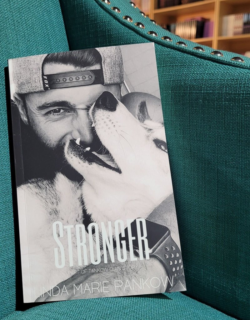 Stronger by Linda Pankow