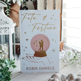 Fate & Fortune by Robin Daniels - Exclusive Cover