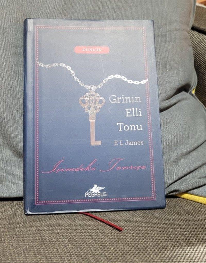 Grinin Elli Tonu Journal (Printed Autograph) - Turkish Version