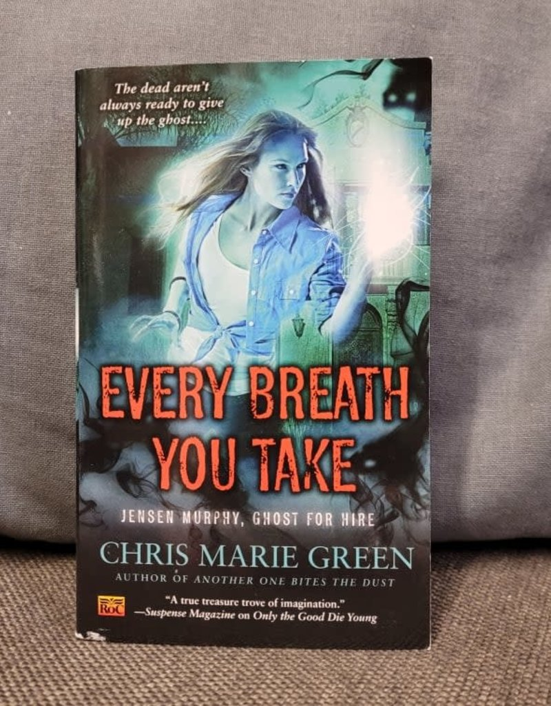 Every Breath You Take, #3 by Chris Green - Mass Market