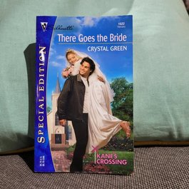 There Goes the Bride by Crystal Green - Mass Market