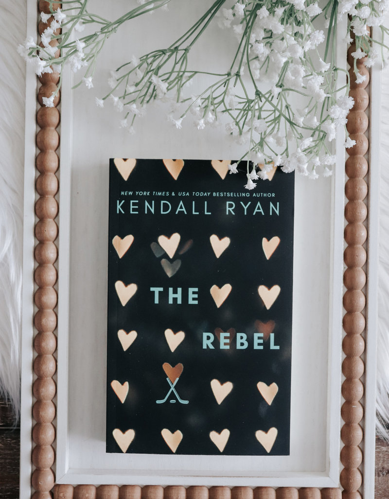 Kendall Ryan PinMate & The Rebel by Kendall Ryan - Exclusive Cover