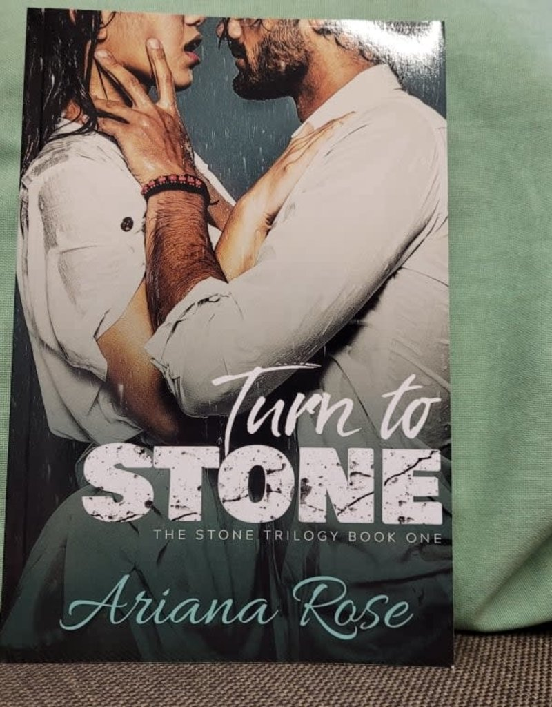 Turn to Stone, #1 by Ariana Rose