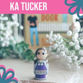 KA Tucker PinMate