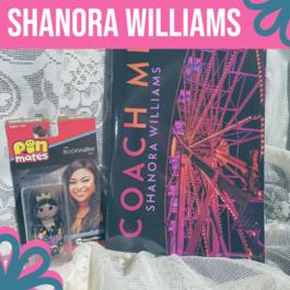 Shanora Williams PinMate