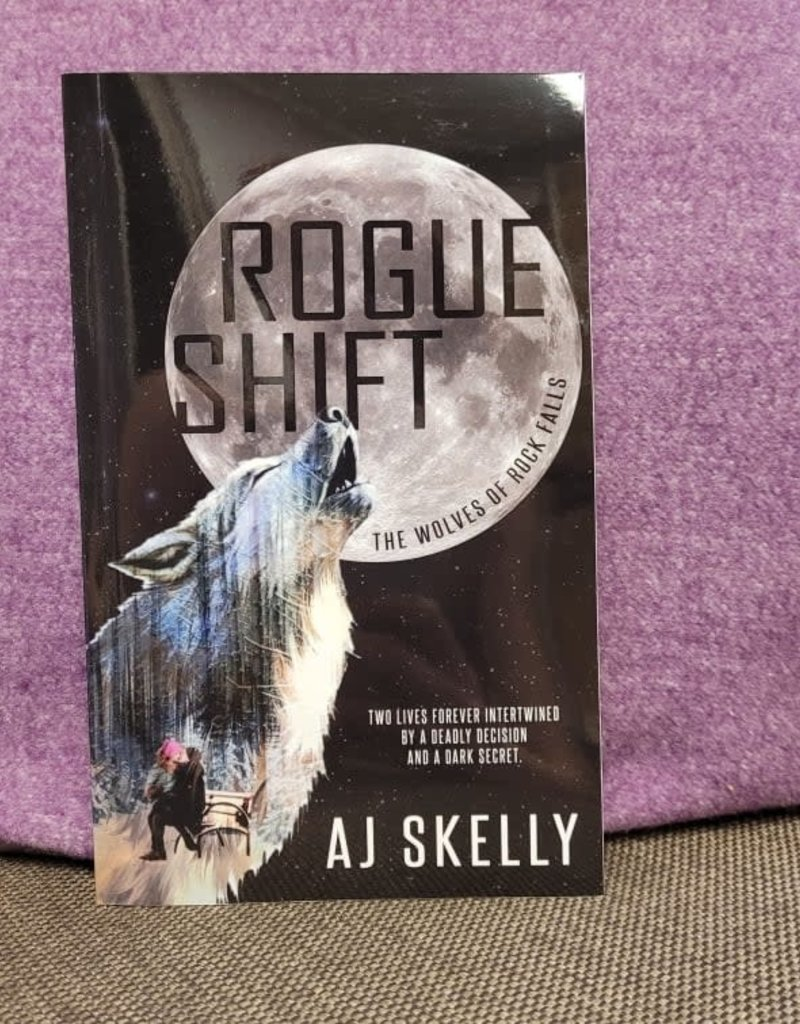 Rogue Shift, #2 by AJ Skelly