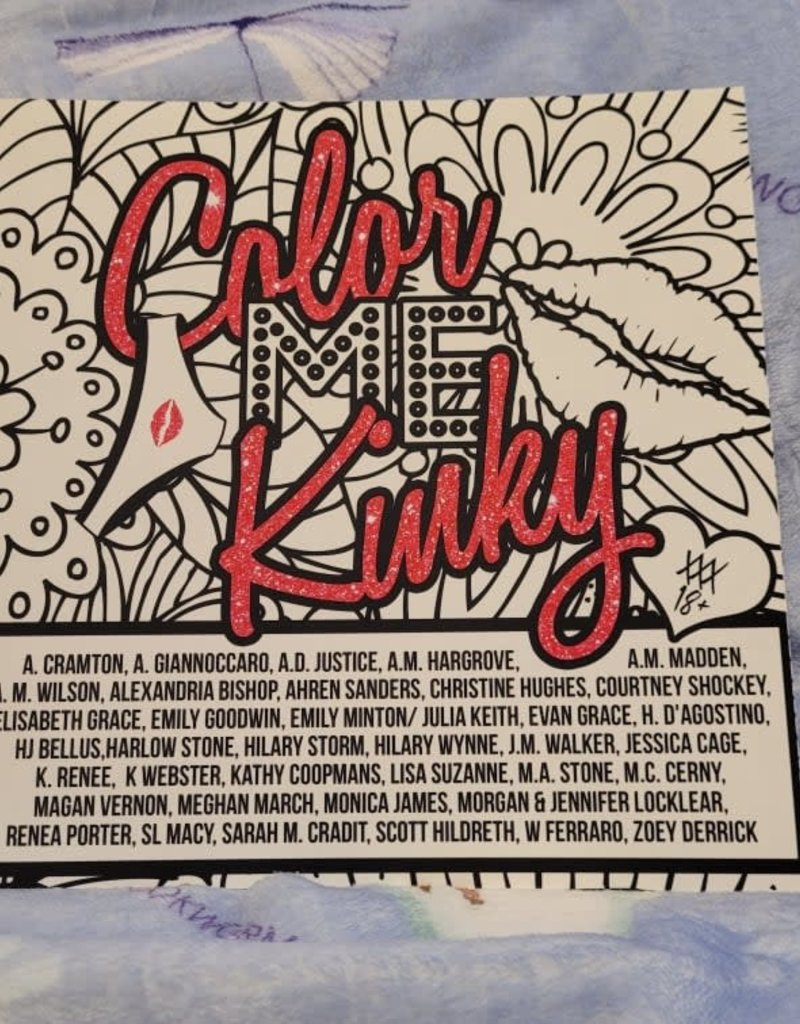 Color Me Kinky by Multiple Authors