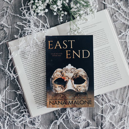 Nana Malone PinMate and East End by Nana Malone - Exclusive Cover