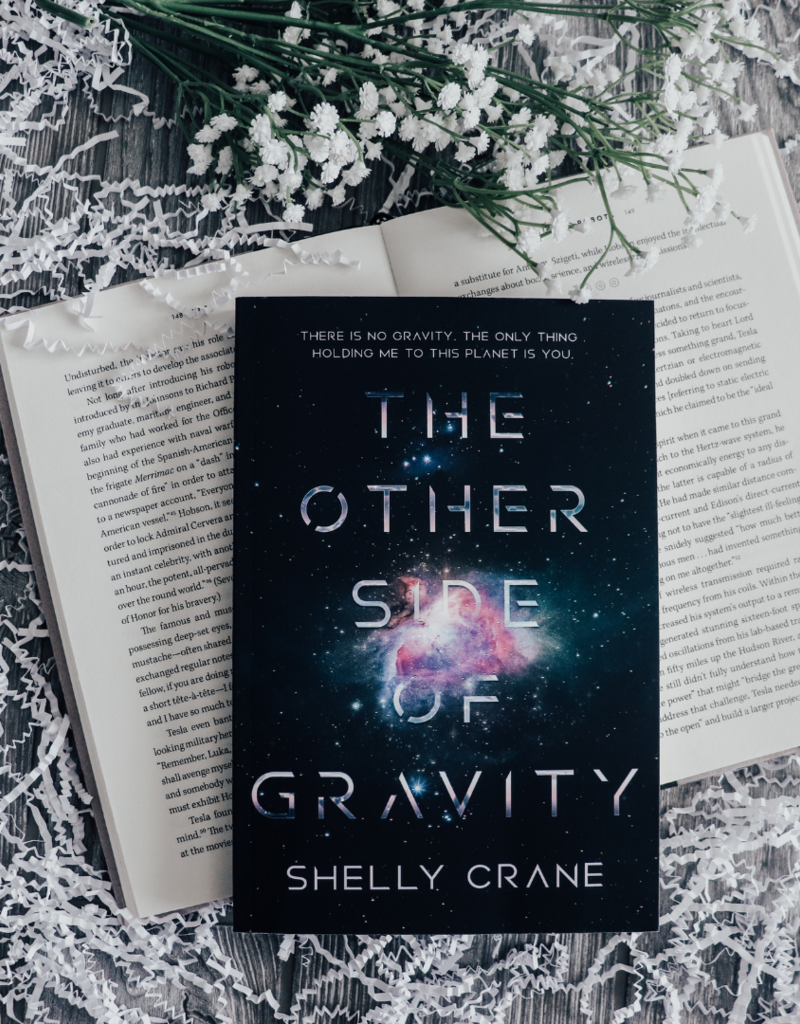 The Other Side of Gravity by Shelly Crane - Exclusive Cover