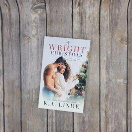 A Wright Christmas by KA Linde