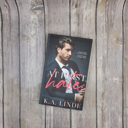 At First Hate by KA Linde