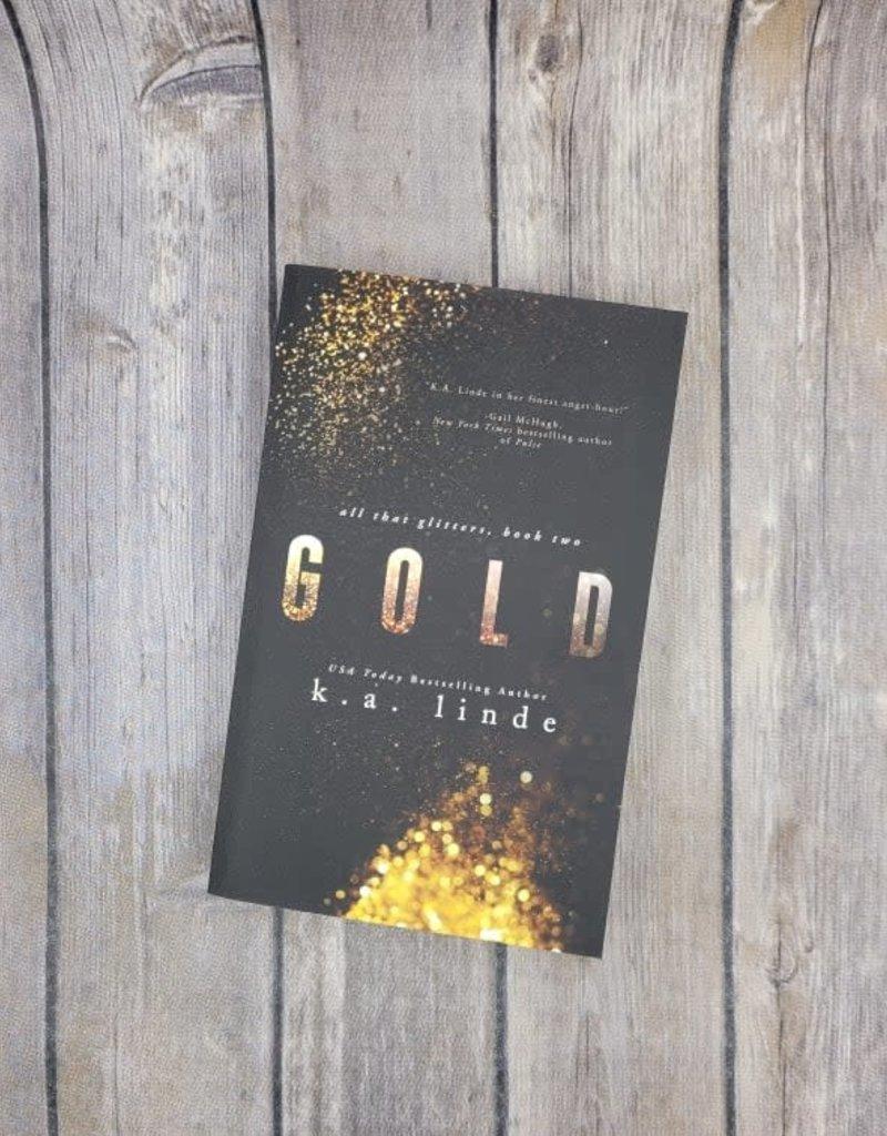 Gold by KA Linde