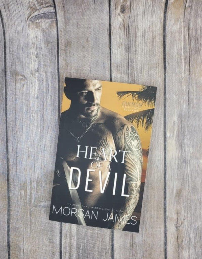 Heart of a Devil, #4 by Morgan James