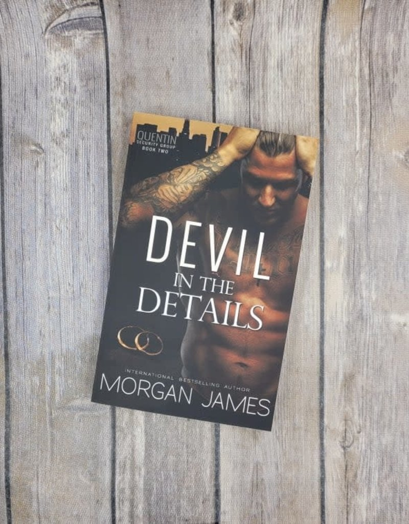 Devil in the Details, #2 by Morgan James