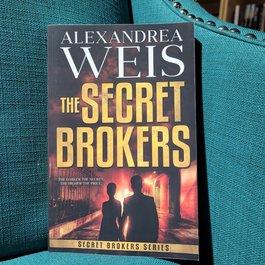 The Secret Brokers by Alexandrea Weis