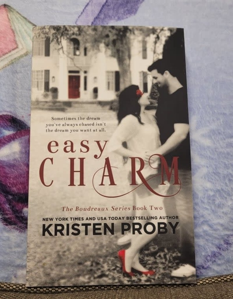 Easy Charm, #2 by Kristen Proby