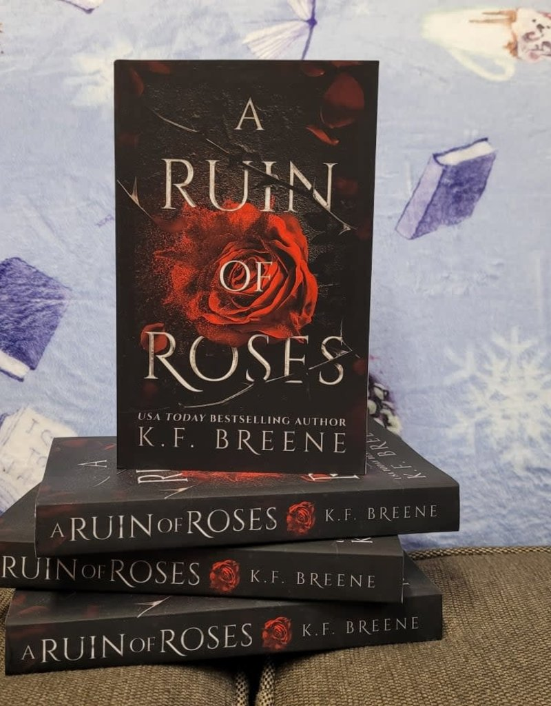 A Ruin of Roses, #1 by KF Breene