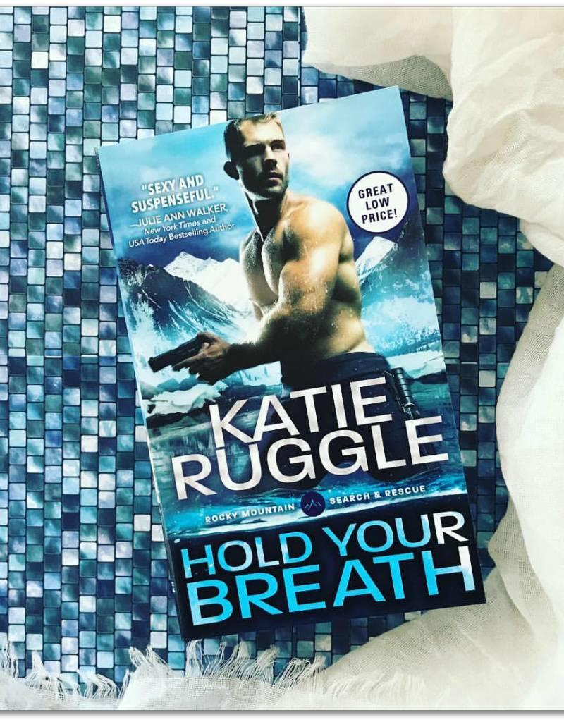 Hold Your Breath by Katie Ruggle - Book Bonanza PICKUP ONLY